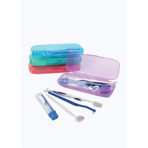 Orthodontic Travel Kits Green
