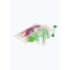 Orthodontic Travel Kit Green