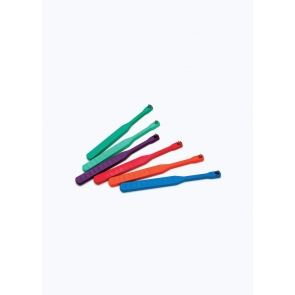 Autoclavable Coloured Bite Stick Cobalt Blue