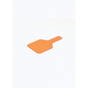 Light Cure Shield Paddle Type - Orange