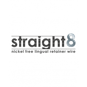 Straight 8 Plus Retainer Wire