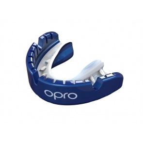 Opro Mouthguards - Blue / Pearl