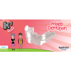 K1 Myobrace for Kids K1 Broad
