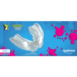 T1 Myobrace for Teens Medium Clear