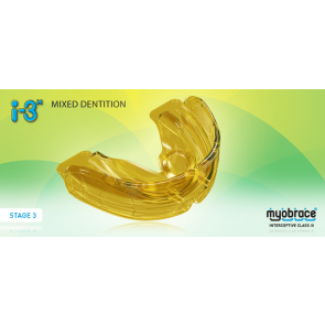 i-3H Myobrace for Class III Medium Yellow