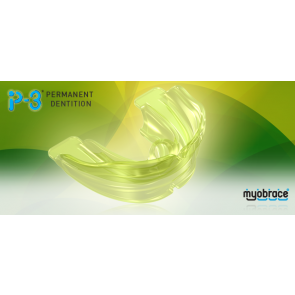 i-3P Myobrace for Class III Large Clear