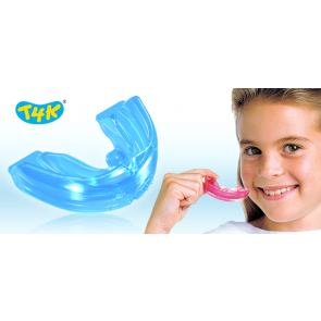 T4K Trainer for Kids Soft Silc. Clear