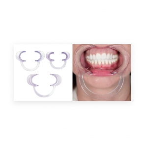 Retractor Extraoral Adult 2/pk